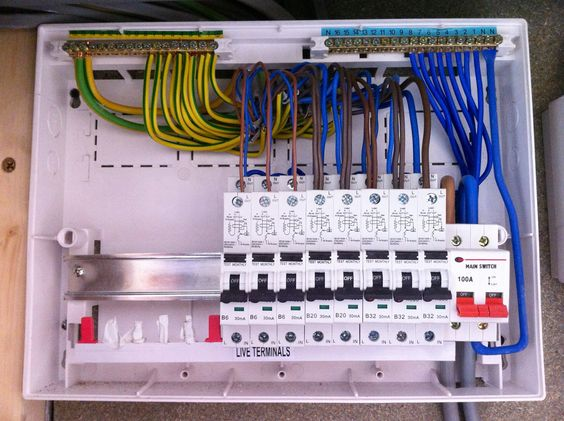 Fuse Box Replacement Leeds